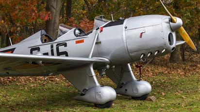 PH-STM - Netherlands-Royal AF Historic Flight Ryan ST-M S2