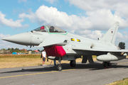 ZK305 - Royal Air Force Eurofighter Typhoon FGR.4 aircraft