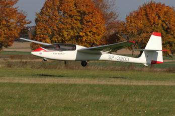 SP-3203 - Aeroklub Jeleniogorski PZL SZD-50 Puchacz