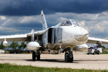RF-93854 - Russia - Air Force Sukhoi Su-24MR