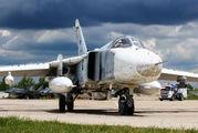 RF-93854 - Russia - Air Force Sukhoi Su-24MR aircraft