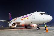 HS-TXT - Thai Smile Airbus A320 aircraft