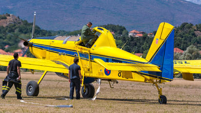 892 - Croatia - Air Force Air Tractor AT-802