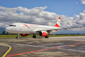 D-ABZF - Austrian Airlines/Arrows/Tyrolean Airbus A320