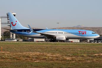 OO-JLO - TUI Airlines Belgium Boeing 737-800