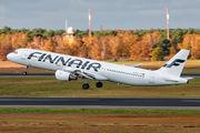 OH-LZH - Finnair Airbus A321 aircraft