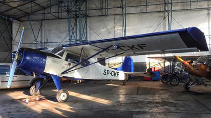 SP-CKF - Aeroklub Krakowski PZL 101 Gawron