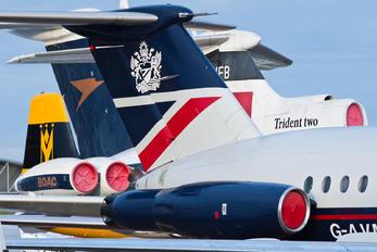 G-AVMU - British Airways BAC 111