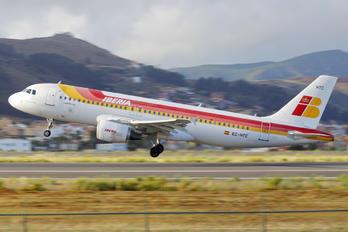 EC-HTC - Iberia Airbus A320