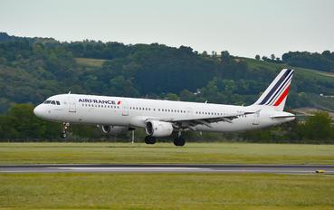 F-GTAK - Air France Airbus A321