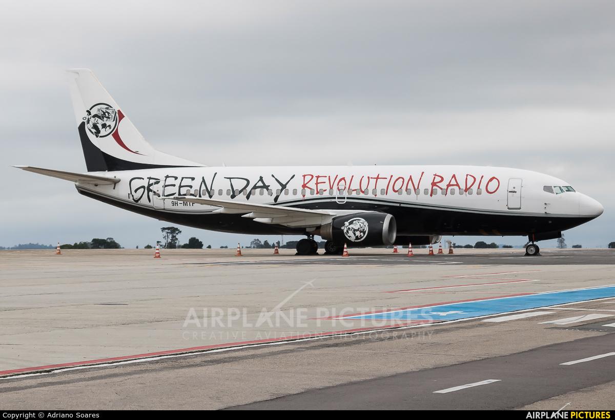 Maleth-Aero 9H-MTF aircraft at Curitiba -  Afonso Pena