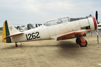 1262 - Brazil - Air Force North American T-6G Texan