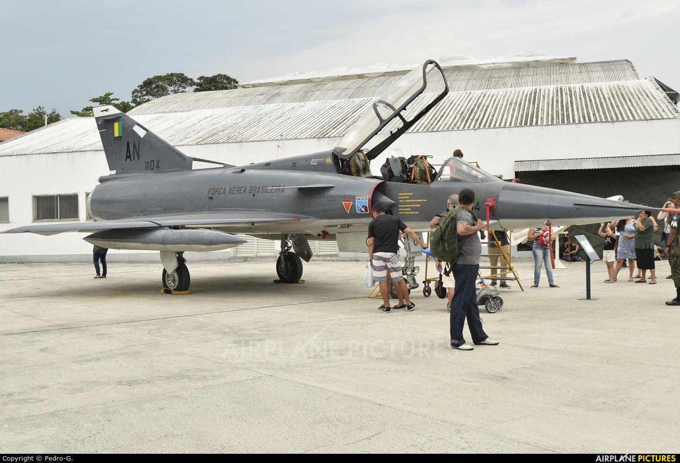 Brazil - Air Force 4904 aircraft at Campo Délio Jardim de Matos - Afonsos AFB