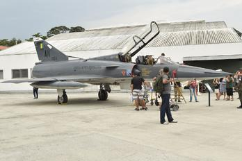 4904 - Brazil - Air Force Dassault Mirage III F-103D