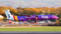 G-JEDV - Flybe de Havilland Canada DHC-8-400Q / Bombardier Q400 aircraft