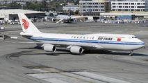 B-2486 - Air China Boeing 747-8 aircraft