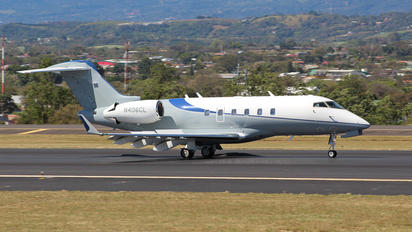 N406CL - Private Bombardier BD-100 Challenger 300 series