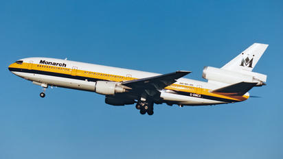 G-DMCA - Monarch Airlines McDonnell Douglas DC-10-30