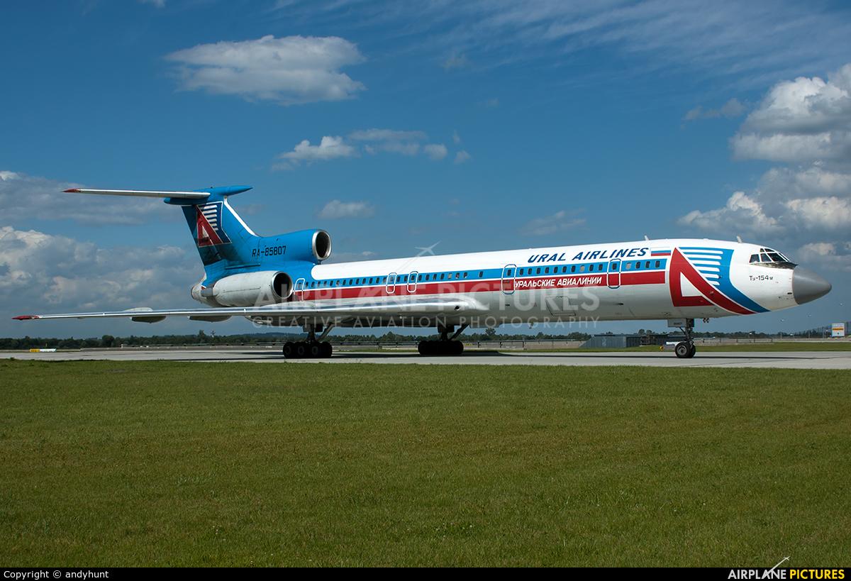 Ural Airlines RA-85807 aircraft at Munich