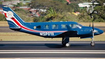 MSP019 - Costa Rica - Ministry of Public Security Piper PA-31 Navajo (all models)