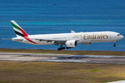 A6-EGG - Emirates Airlines Boeing 777-300ER aircraft