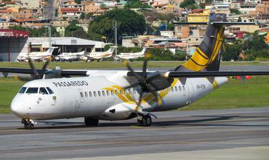 PP-PTM - Passaredo Linhas Aéreas ATR 72 (all models)