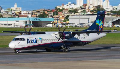 PR-AQZ - Azul Linhas Aéreas ATR 72 (all models)