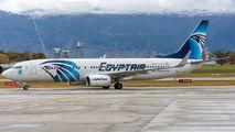 SU-GDY - Egyptair Boeing 737-800 aircraft