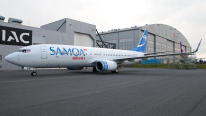 I-NEOS - Samoa Airways Boeing 737-800