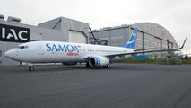 I-NEOS - Samoa Airways Boeing 737-800 aircraft