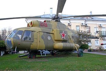 89 - Gomel regional museum of military glory Mil Mi-8PPA