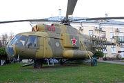 89 - Gomel regional museum of military glory Mil Mi-8PPA aircraft