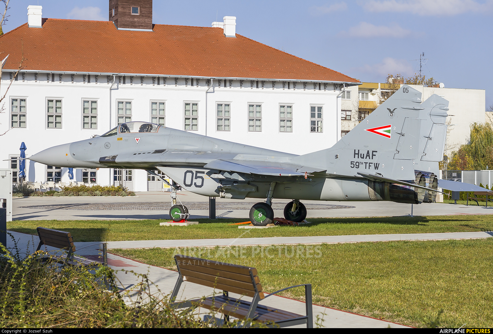 Hungary - Air Force 05 aircraft at Szolnok