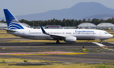 HP-1724CMP - Copa Airlines Boeing 737-800