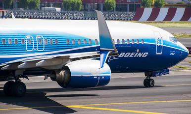 N512AS - Alaska Airlines Boeing 737-800