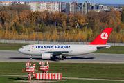 TC-JCY - Turkish Cargo Airbus A310F aircraft