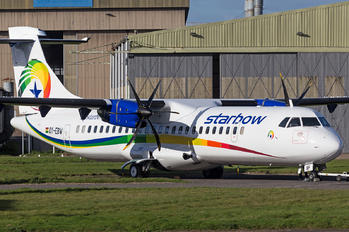 OY-EBW - Starbow Airlines ATR 72 (all models)