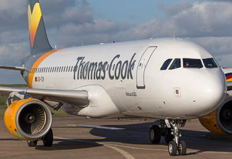 OO-TCH - Thomas Cook Belgium Airbus A320