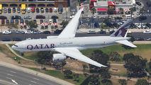 A7-BBG - Qatar Airways Boeing 777-200LR aircraft