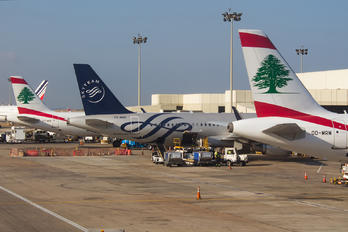 - - MEA - Middle East Airlines - Airport Overview - Apron