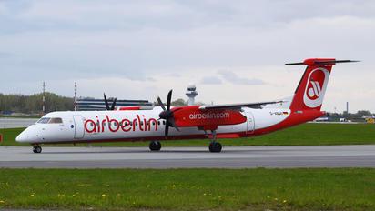 D-ABQO - Air Berlin de Havilland Canada DHC-8-400Q / Bombardier Q400