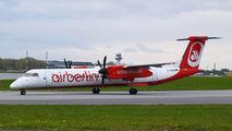 D-ABQO - Air Berlin de Havilland Canada DHC-8-400Q / Bombardier Q400 aircraft