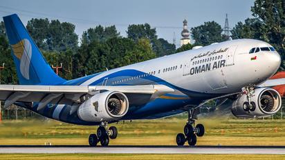 A40-DG - Oman Air Airbus A330-300