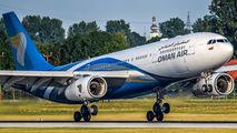 A40-DG - Oman Air Airbus A330-300 aircraft