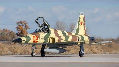 761536 - USA - Navy Northrop F-5N Tiger II