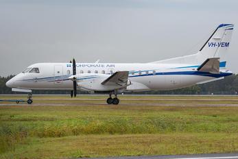 VH-VEM - Corporate Air SAAB 340