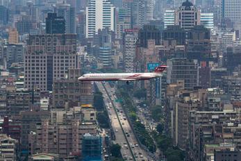 B-28011 - Far Eastern Air Transport McDonnell Douglas MD-82
