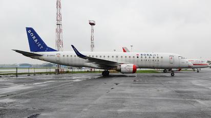 2-CYAJ - Nordic Aviation Capital Embraer ERJ-190 (190-100)