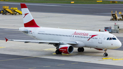 OE-LXE - Austrian Airlines/Arrows/Tyrolean Airbus A320