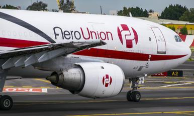XA-LRL - Aero Union Airbus A300